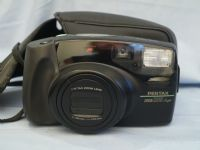 * CASED-NICE * Pentax Zoom 105-R Camera Cased £9.99